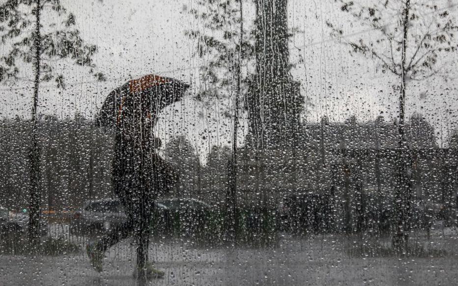 Pluie ce samedi 26 juin 2021 sur toute la ville de Janvry