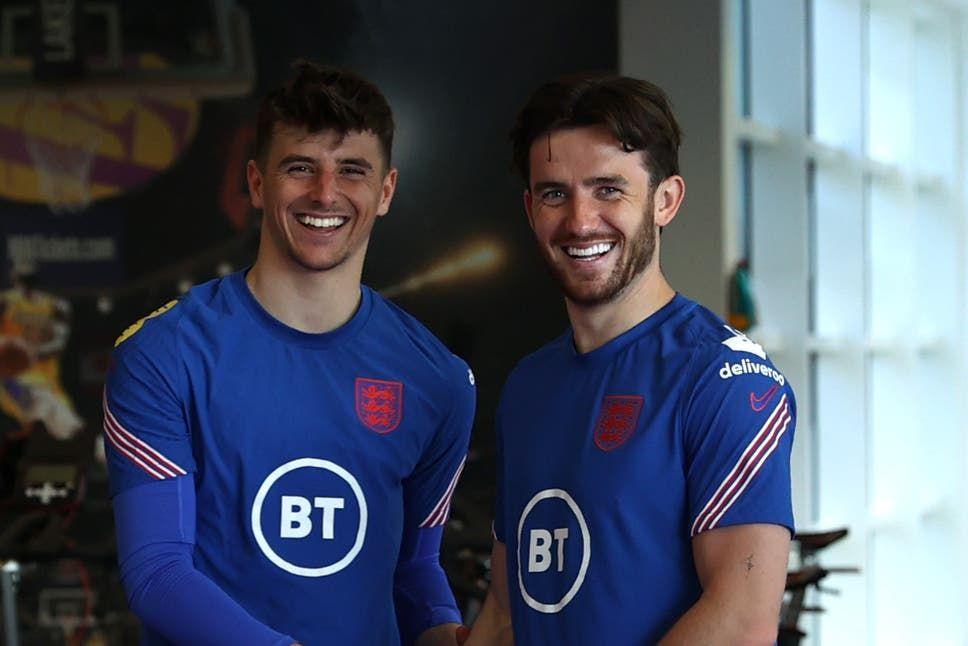 Mason Mount sur l'absence de Ben Chilwell en équipe d'Angleterre :