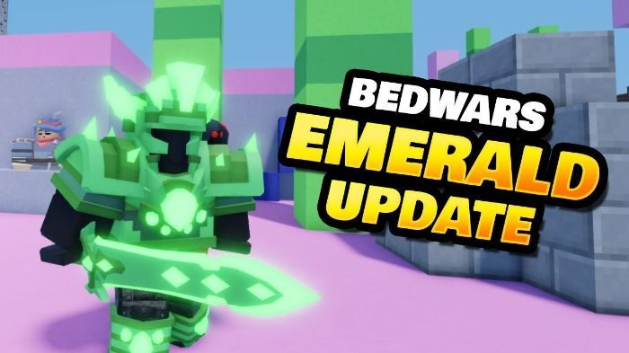 How to rush emeralds in bedwars for free
