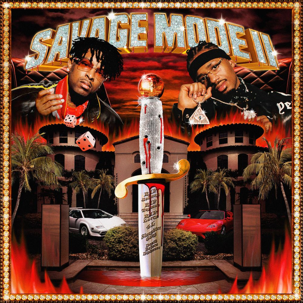 21 Savage has released a new single for his 2nd change, 19 Savage