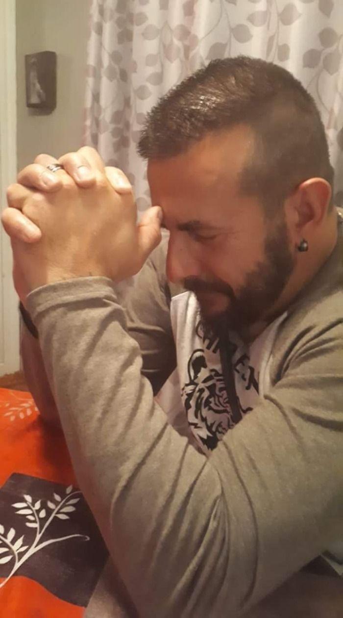 Michel mercier donne sa vie a jesus