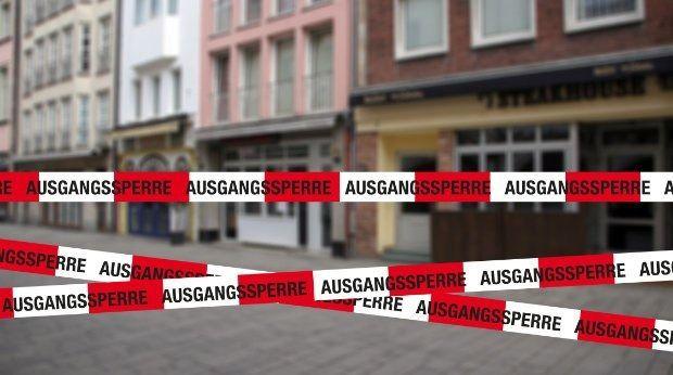 Offenbach beschleißt Ausgangssperre für Kinder auch tagsüber!!!