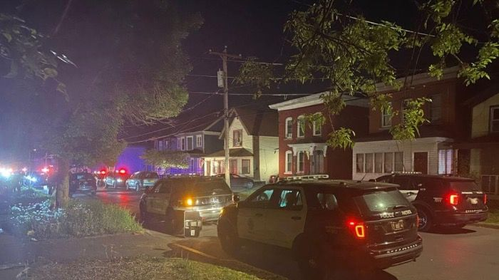 Police ID 14-year-old fatally shot on Syracuse's Near West Side