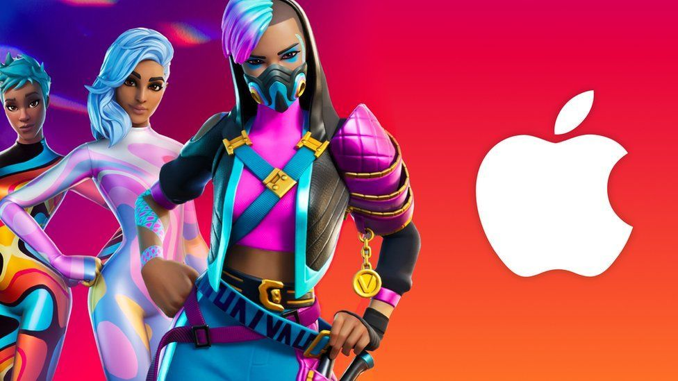 Epic Games unbanning Fortnite from Apple
