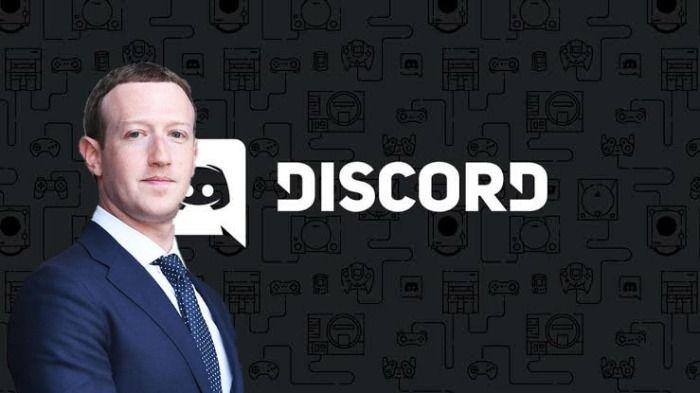 Mark Zuckerberg compra Discord