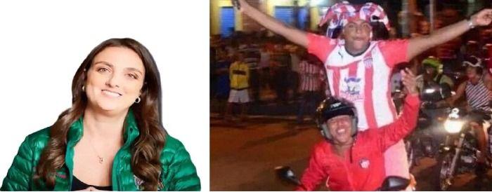 Ministra de TICs se roba 70mil millones para invertirlos en Barranquilla en su mandato como alcaldesa