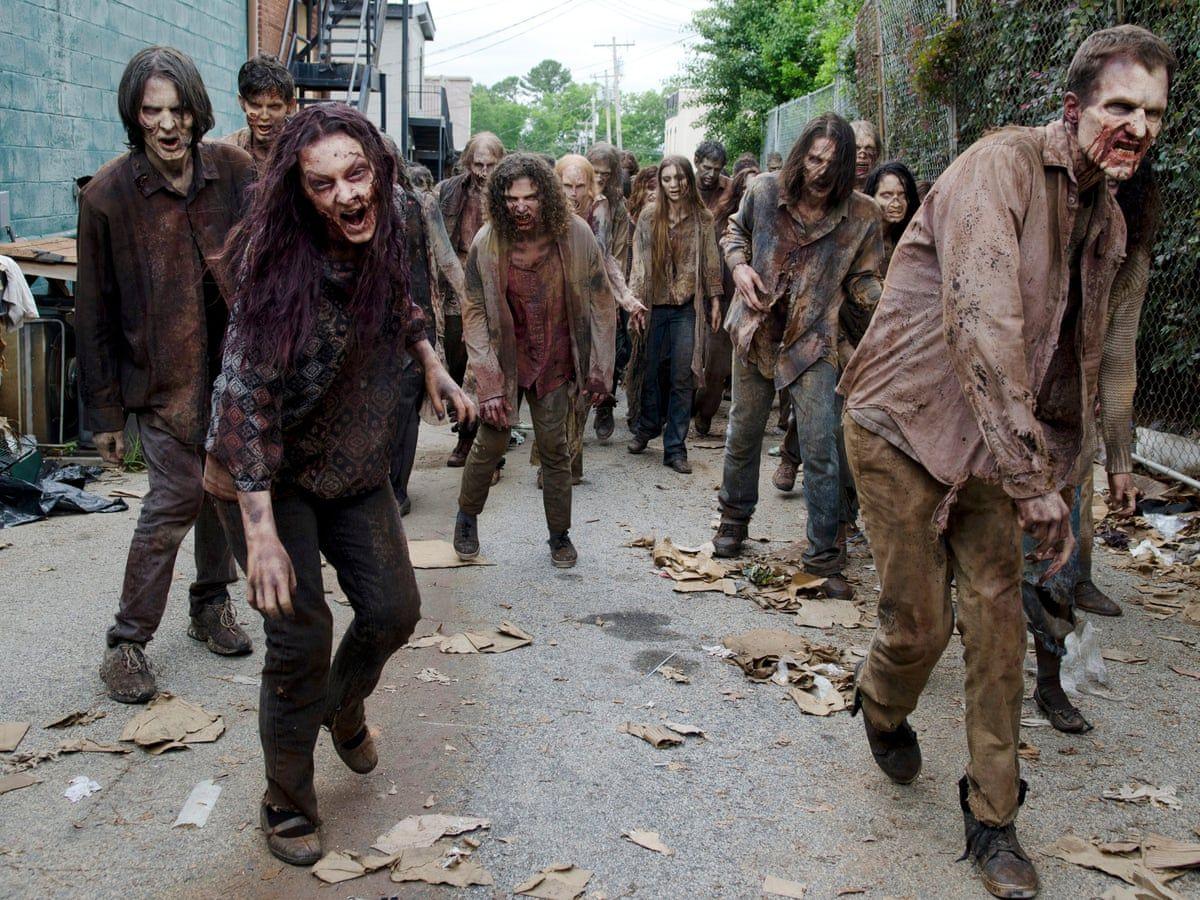 ALERTA! Zombies y Lobos arrasan la ciudad
