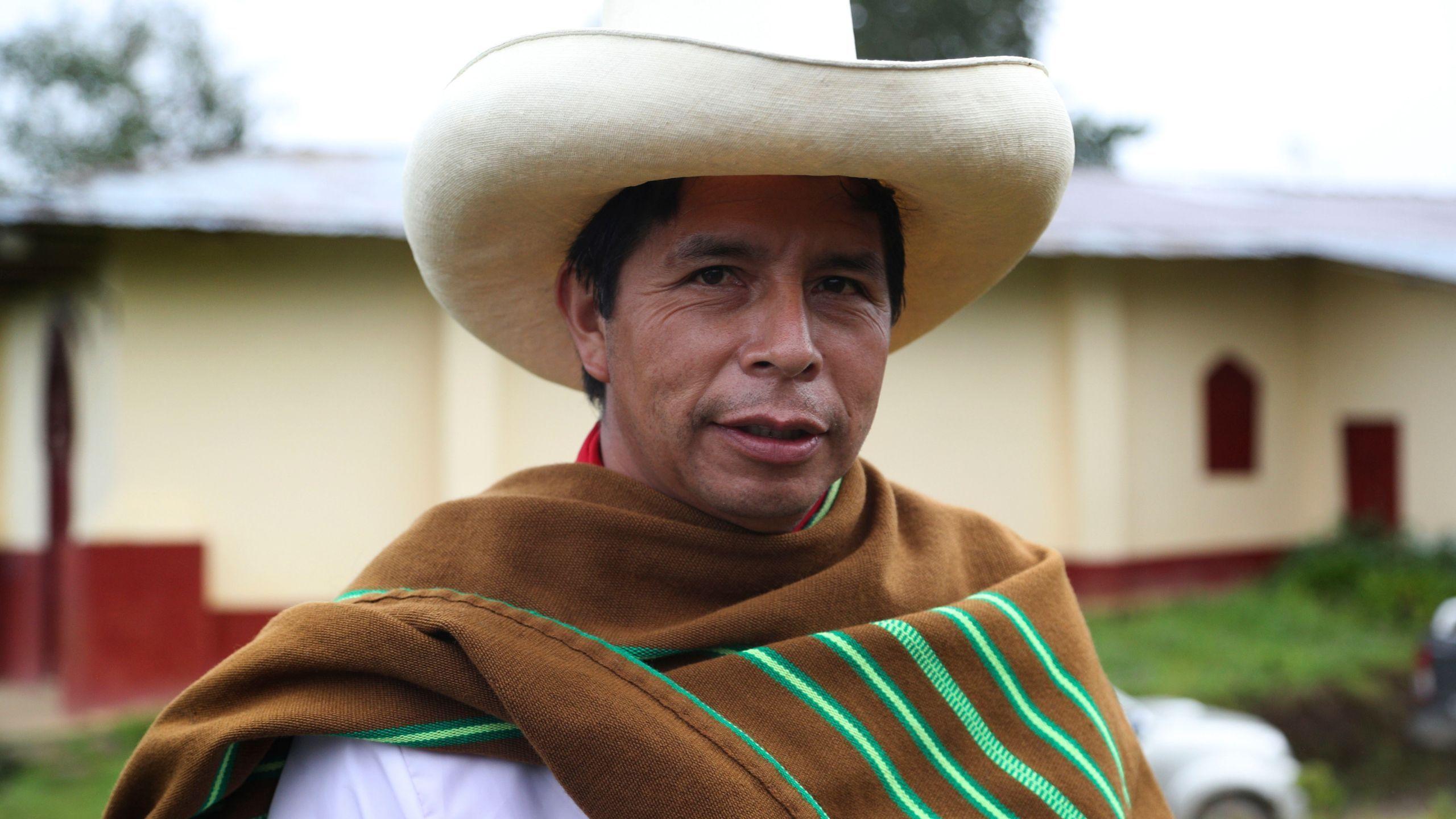 MUERE CANDIDATO A LA PRESIDENCIA DE LA REPÚBLICA POR EL PARTIDO PERÚ LIBRE, PEDRO CASTILLO DEBIDO A UNA INSUFICIENCIA CARDIACA