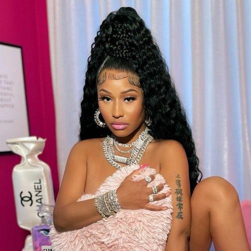 Rapper Nicki Minaj found dead .