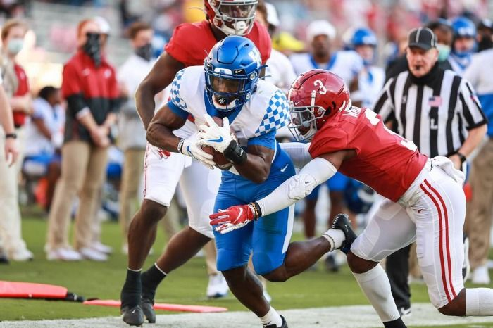 University of Kentucky adds a game against Alabama on football scheudle